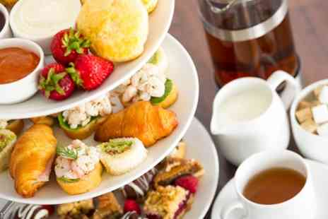 Amoreish - Afternoon Tea for Two with Option to Include Fizz or Cocktail - Save 40%