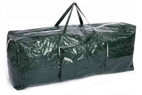 Groupon Goods Global GmbH - Christmas Tree Storage Bag with Pockets - Save 68%