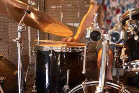 Rhythm Room - 45 Minute Private Drumming Lessons - Save 75%