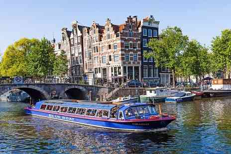 Bargain Late Holidays - 2 To 4 Nights Hotel Stay With Flights and City Canal Cruise - Save 0%