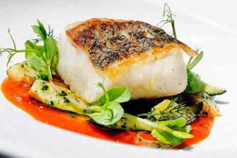 Purnells Bistro & Gingers Bar - Three Course celeb chef meal for Two - Save 39%