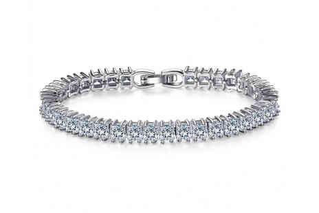 Your Ideal Gift - Sapphire tennis bracelet - Save 0%