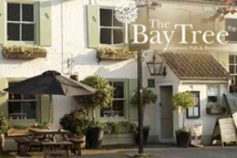 The Bay Tree - Sirloin Steak or Fish and Chips For Two - Save 63%