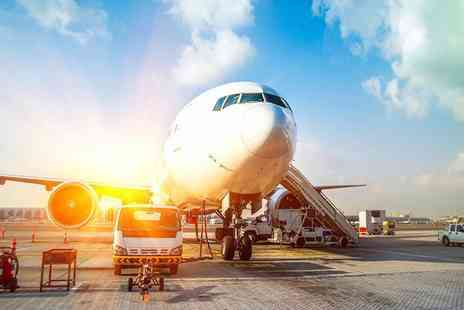 FHR Airport Services - 35% off park and ride, meet and greet, long term airport parking - Save 0%