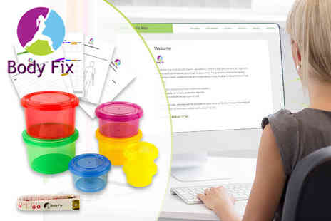 GetGorgeous - Body fix portion control set and diet plan - Save 54%