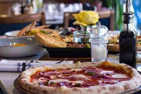 Cibo Manchester - Two Course Italian Meal for Two with Glass of Wine Each - Save 57%