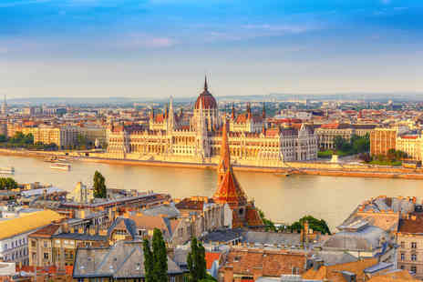 Weekender Breaks - Four Star Two nights Budapest stay with breakfast, Danube River Cruise and flights - Save 24%