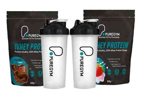 Avant Garde - PureGym whey protein powder - Save 50%