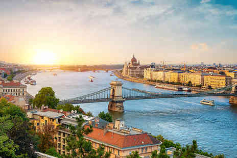 Travel Center - 2 To 3 Nights Yacht Break With Flights and Szechenyi Spa Full Day Pass - Save 0%