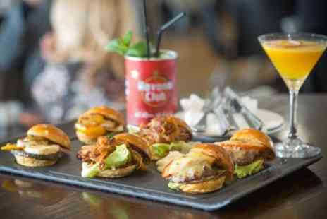5th View Bar & Food - Three or Six Cocktails with Optional Sharing Platter - Save 37%