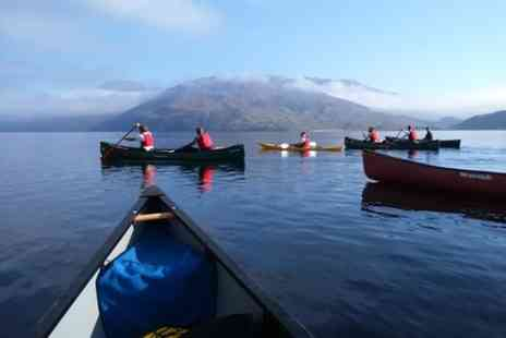Active Highs - Half Day Great Glen Canoe Trip - Save 0%