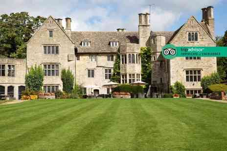 Stonehouse Court Hotel - Wedding package for 50 guests including three course breakfast - Save 59%