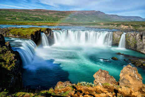 Travel Center - Escape with a two, three or four nights getaway to Iceland Now with the ability to choose your flights - Save 0%