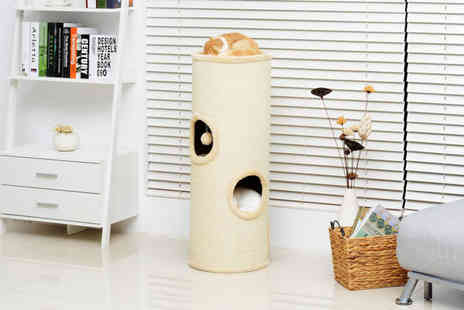 Mhstar - Cat scratching post tree activity centre - Save 56%
