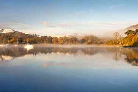 The Gables - Two nights Lake District stay with breakfast - Save 46%