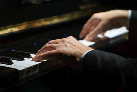 Candlelight Concerts - One adult ticket to a Valentines Piano Recital - Save 33%