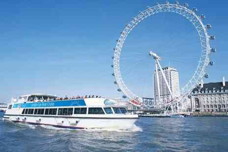 The London Eye - River Cruise - Save 0%