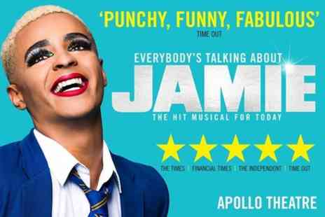 Encore Tickets - Everybodys Talking About Jamie - Save 0%