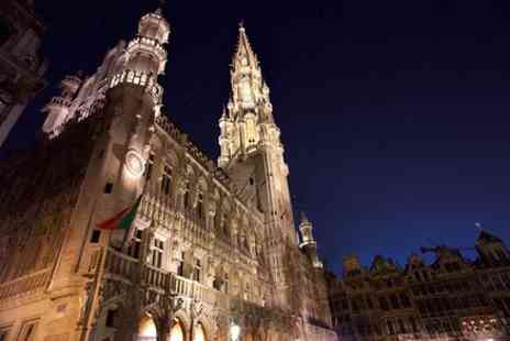 Golden Tours - Tour to Brussels via Eurostar Train with Brussels Open Top Bus Tour - Save 0%