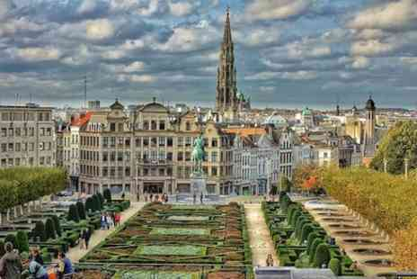 Evan Evans Tours - Brussels Rail Day Trip - Save 0%