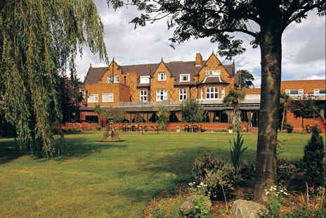 Brook Mollington Banastre Hotel & Spa - Overnight Chester stay for two people with breakfast, leisure access and late check out - Save 14%