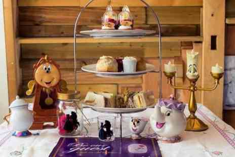 The Barn Kitchen - Beauty and the Beast Themed Afternoon Tea for Two or Four - Save 42%