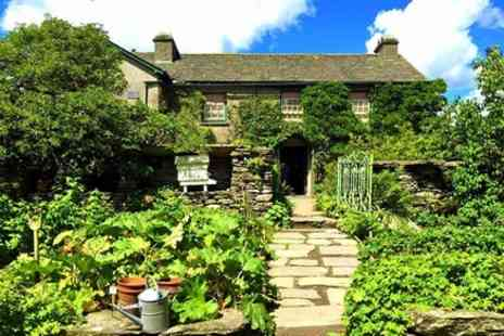 English Lake District Tours - Private Tour Beatrix Potter Afternoon Half Day All Inclusive Tour with Expert - Save 0%