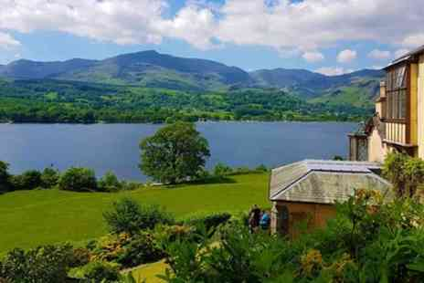 English Lake District Tours - Private Tour Coniston and The Langdale Valley Morning Half Day Tour - Save 0%