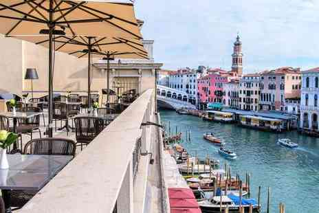 H10 Palazzo Canova - Four Star Quintessentially Venetian Hotel in the City Centre for two - Save 72%