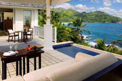 Banyan Tree Seychelles - Five Star Seafront Stay in Palm Lined Paradise - Save 0%