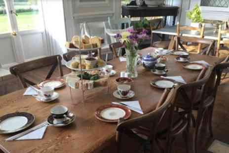 Kenward Place - Afternoon Tea for Up to Four - Save 40%