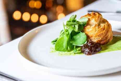 Horton Grange Hotel - AA Rosette lunch and wine for Two - Save 39%