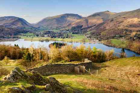 Inn at Grasmere - Two nights Lake District stay with cream tea - Save 0%