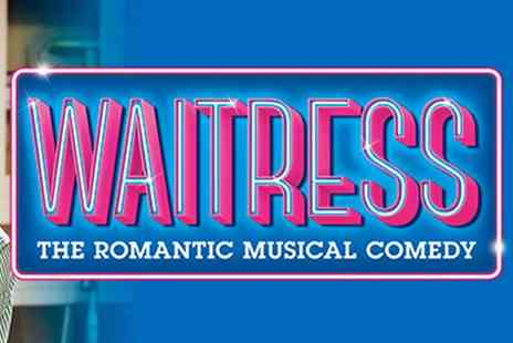 Encore Tickets - Waitress at the Adelphi Theater - Save 33%