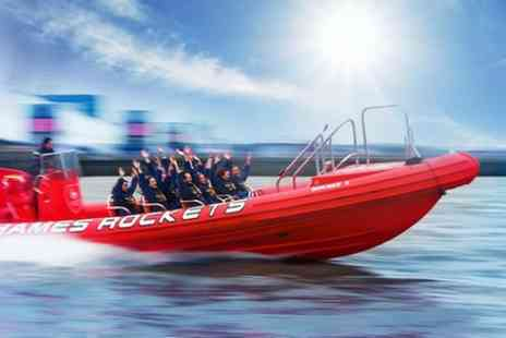 Thames Rockets - High Speed Thames River RIB Cruise - Save 0%