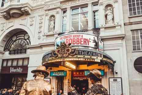 Secret City Trails - Londons Piccadilly Circus and Whitehall politics, culture and history - Save 0%
