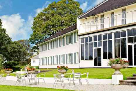 Moorland Garden Hotel - Overnight stay with dinner and wine near Dartmoor - Save 0%