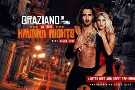 Havana Nights - One ticket to Havana Nights Ticket from 3rd March To 5th April - Save 39%