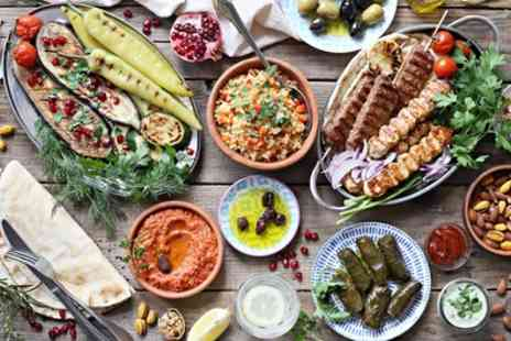KOZ Turkish Barbecue & Meze Bar - 10 or 20 Meze with One or Two Mains to Share for Two or Four - Save 43%