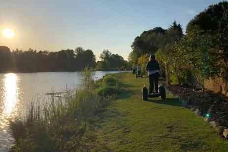 Leeds Castle segway tours - 90 Minute Segway Twilight Castle Tour for One or Two - Save 56%
