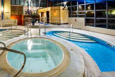 Mercure Chester Abbots Well Hotel - Full Day Leisure Pass with Cream Tea for Two or Four - Save 0%