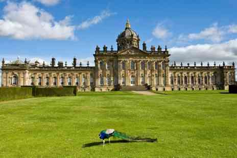 Grand Yorkshire - Castle Howard and Fountains Abbey Private Day Trip from York - Save 0%