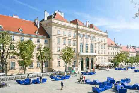 NH Wien Belvedere - Four Star Contemporary Stay in the City of Classics for two - Save 76%