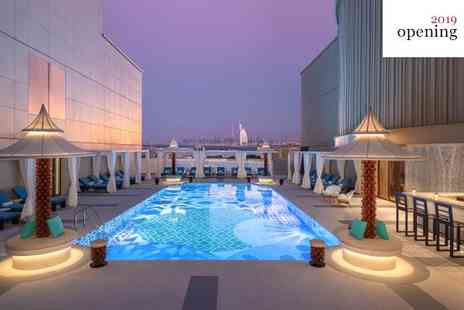 Andaz Dubai The Palm - Five Star Eccentric, Luxurious Design on the Trunk of Palm Jumeirah - Save 63%