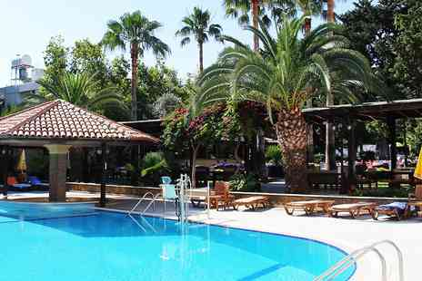 Cyprus Paradise - Seven Nights Kyrenia stay with breakfast, superior room upgrade - Save 0%