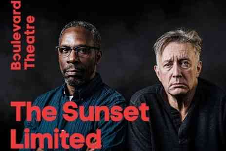 Boulevard Theatre - Tickets to see The Sunset Limited - Save 0%