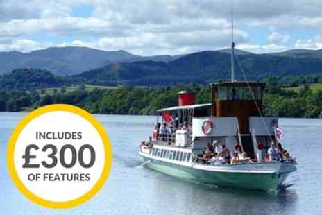 Lakeside Travel Services - Private North Lakes Tour All Inclusive Full Day for 8 - Save 0%
