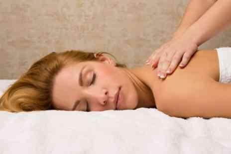 Marylin Beauty - Choice of Massage and Mini Facial - Save 46%