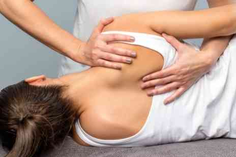 City Chiropractic - Osteopathy Consultation and Treatment - Save 81%