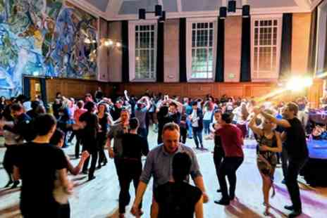 SOS Stars of Salsa - Salsa Class and Evening of Dancing for Up to Four - Save 26%